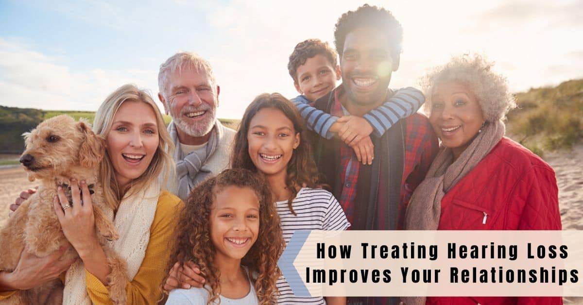 How Treating Hearing Loss Improves Your